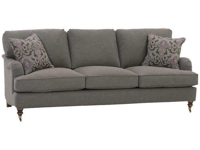 Robin bruce living room brooke sofa k shumake furniture for Furniture 4 less decatur al