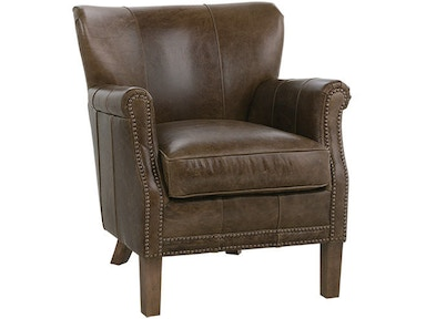 Robin Bruce Leather Chair GRANT-L-006