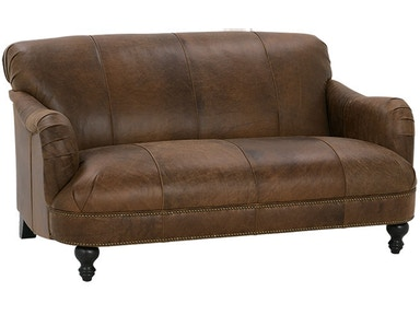 Robin Bruce Leather Settee LONDON-L-008