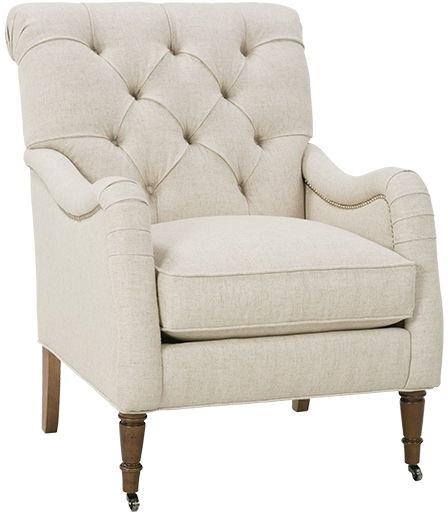 Robin Bruce Living Room Chair Sofia 006 Stahl Furniture