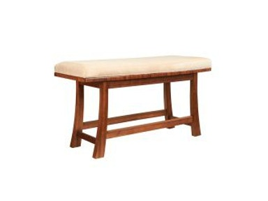Somerton Dwelling Gelato Counter Height Bench 153-30