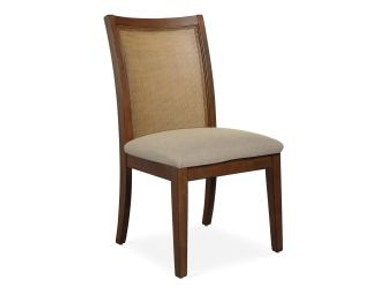 Somerton Dwelling Leaping Cane Back Side Chair 801-36
