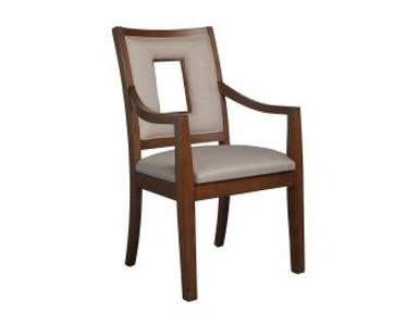 Somerton Dwelling Proper as Pearls Arm Chair 803-46