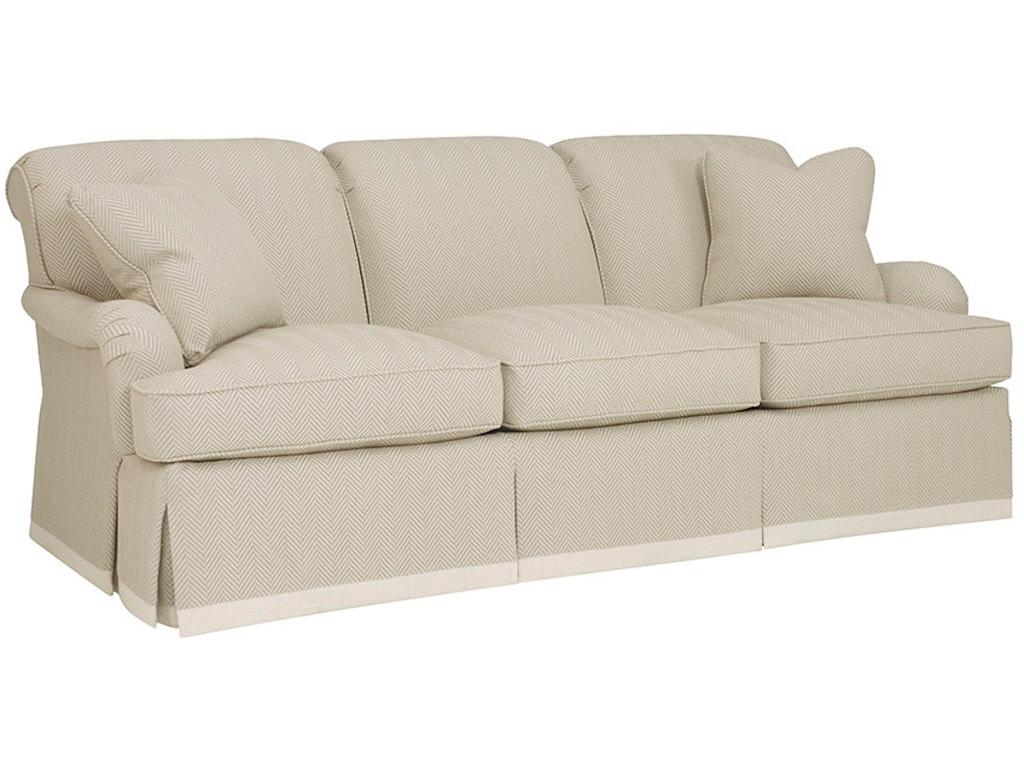 Wesley hall living room wellesley sofa 1950 86 la waters for Divan 1950