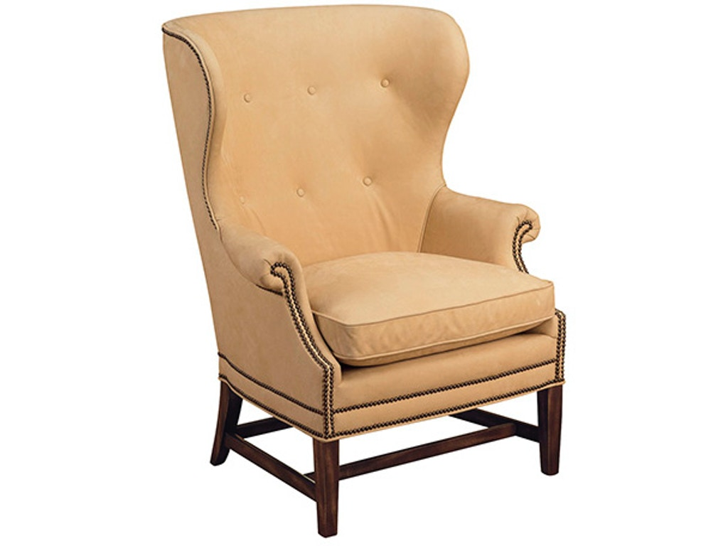 Wesley Hall Living Room Heathcliff Chair L7055 B F Myers Furniture Goodlettsville And