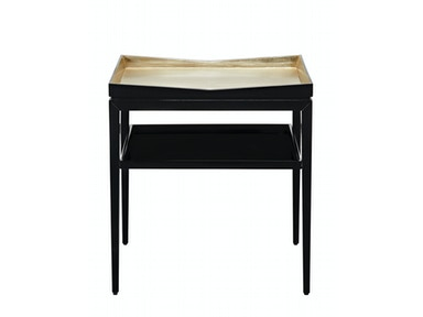 kate spade new york Living Room kate spade new york charleston end table with shelf