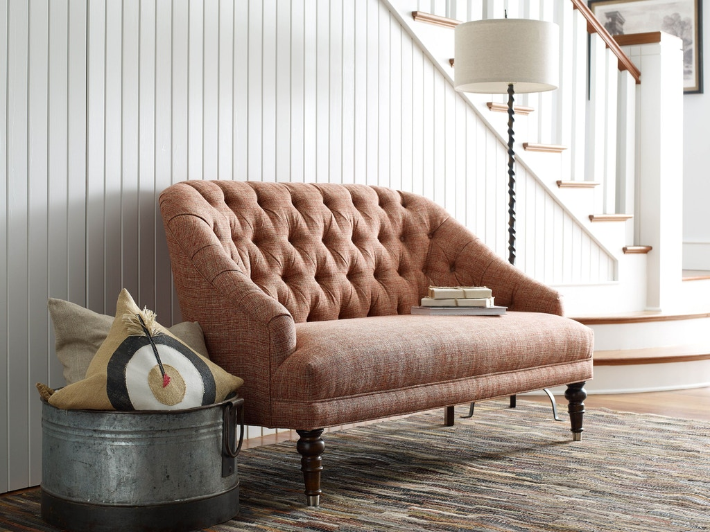 living room settee.  Rachael Ray by Craftmaster Settee R063030 Living Room