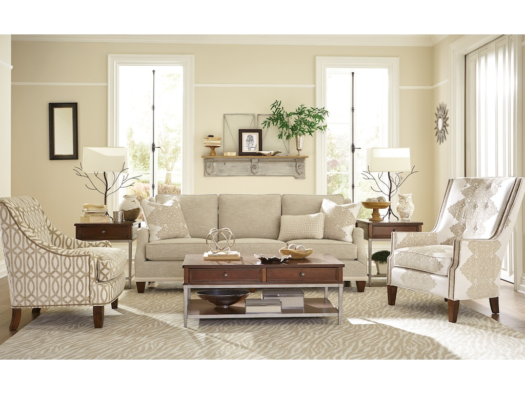 Rachael Ray by Craftmaster Living Room Sofa R761750CL ...