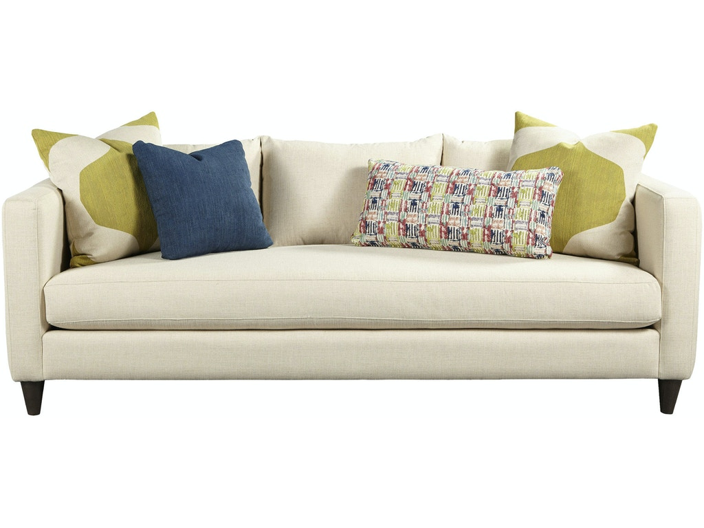 Rachael Ray By Craftmaster Living Room One Cushion Sofa R766370cl Seaside Furniture Toms