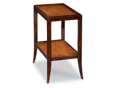 Woodbridge Furniture Chairside Table 1026-03