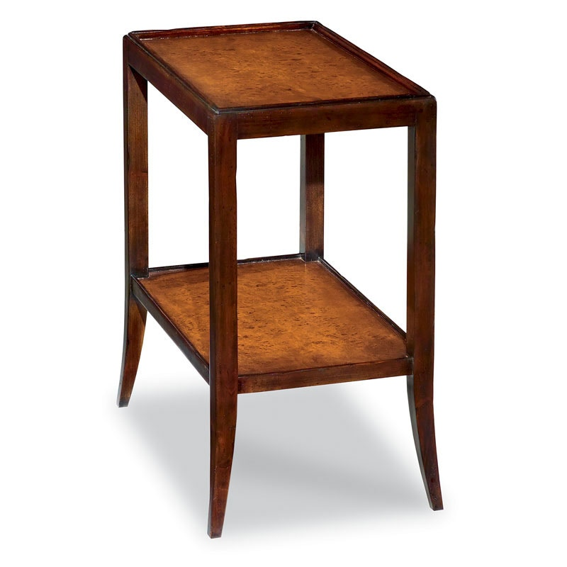 Woodbridge Furniture Chairside Table 1026 03