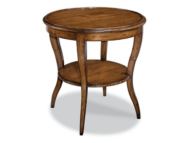 Woodbridge Furniture Side Table 1027-26