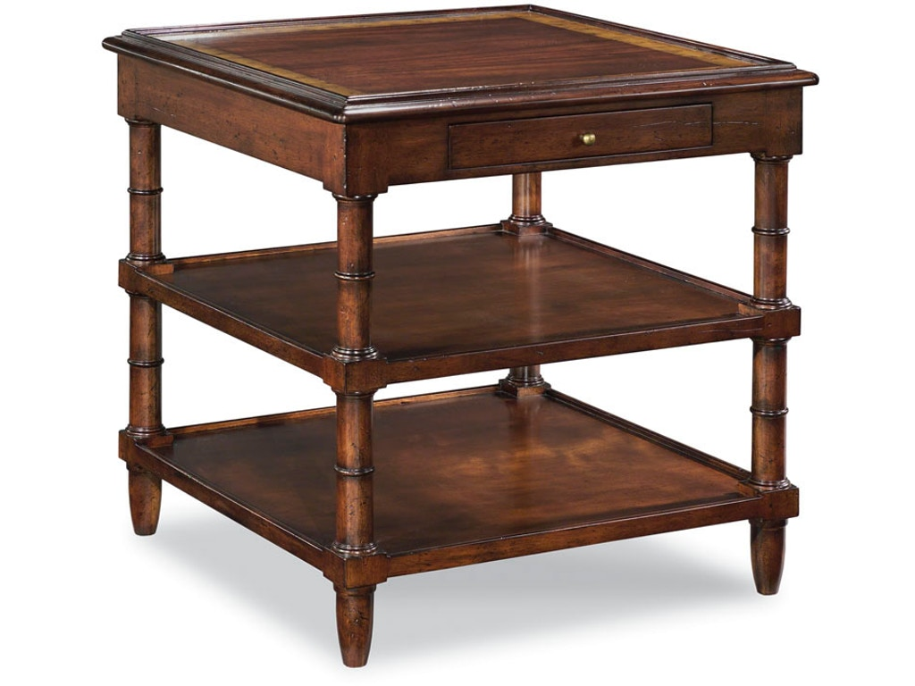 Woodbridge Furniture Living Room Regency Side Table 1060 01 Issis Sons Birmingham Al