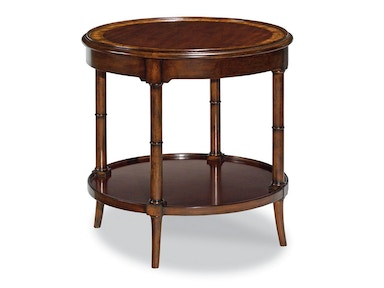 Woodbridge Furniture Regency Side Table 1087-01