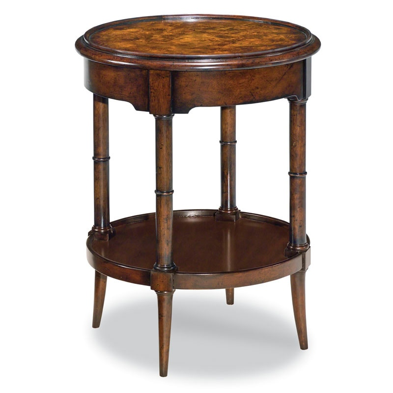 Superieur Woodbridge Furniture Regency Drink Table 1089 01