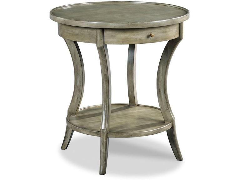Woodbridge Furniture Living Room Stacey Side Table 1217 60