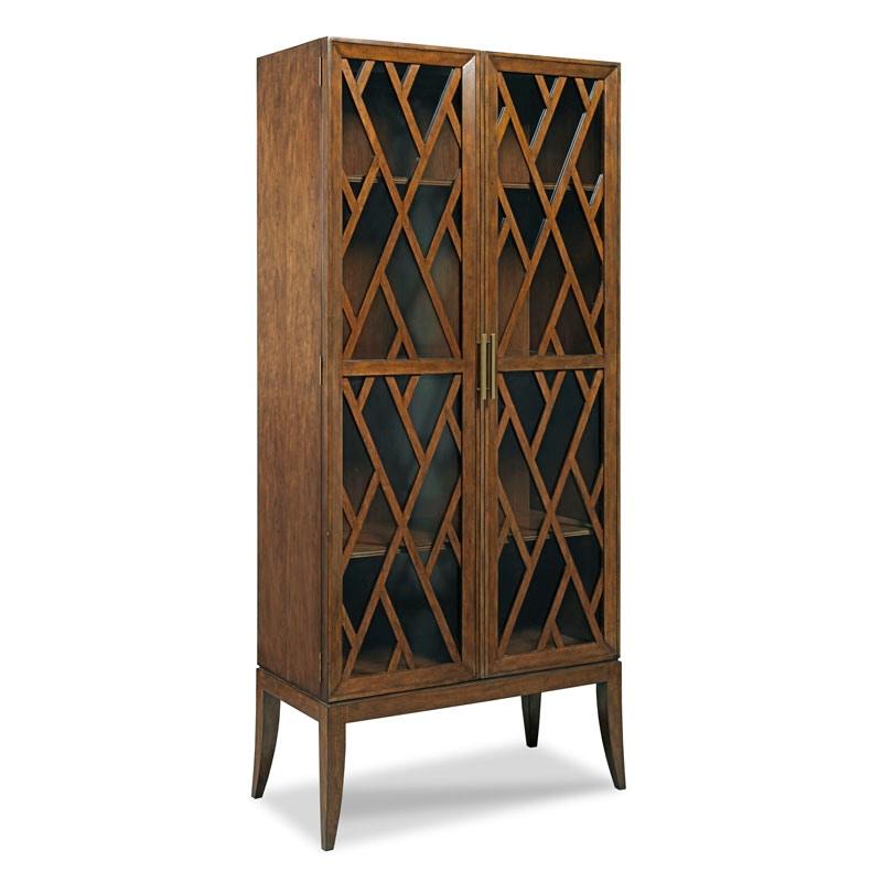 Woodbridge Furniture Reed Cabinet TF601 10