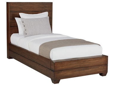 Magnolia Home by Joanna Gaines Framework Twin Bed, 3/3 1070131L/1070133L/1070134L