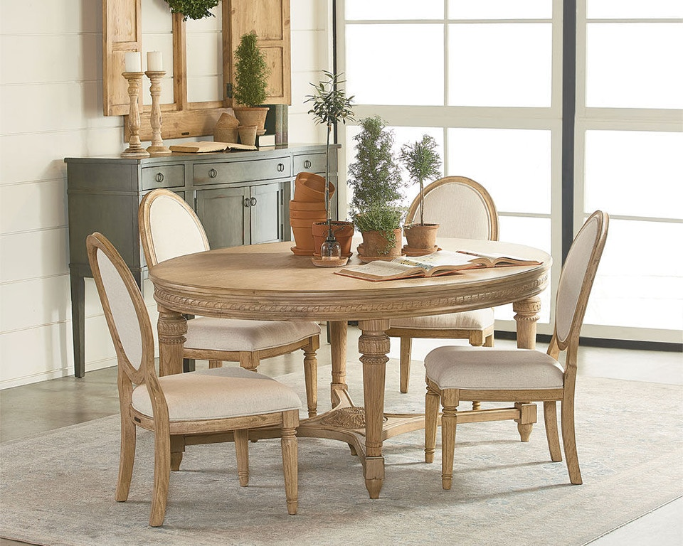 Magnolia Home By Joanna Gaines Dining Room English Country Oval Inspiration English Dining Room Furniture