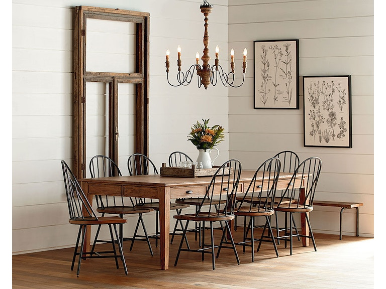 Magnolia Home By Joanna Gaines Dining Room 7 Keeping Table 6010111B