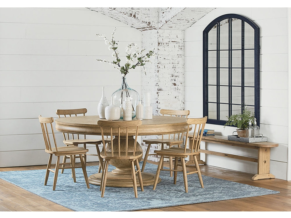 Magnolia Home By Joanna Gaines Table Belgian Breakfast Base 3010501Y