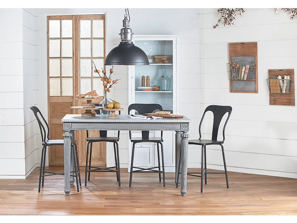 Magnolia home by joanna gaines kitchen island calais for Joanna gaines style kitchen
