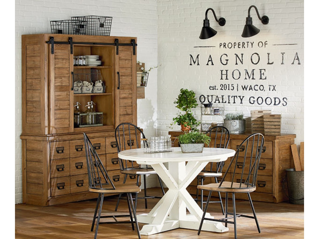 Magnolia Home By Joanna Gaines Dining Room Archive Hutch And Buffet