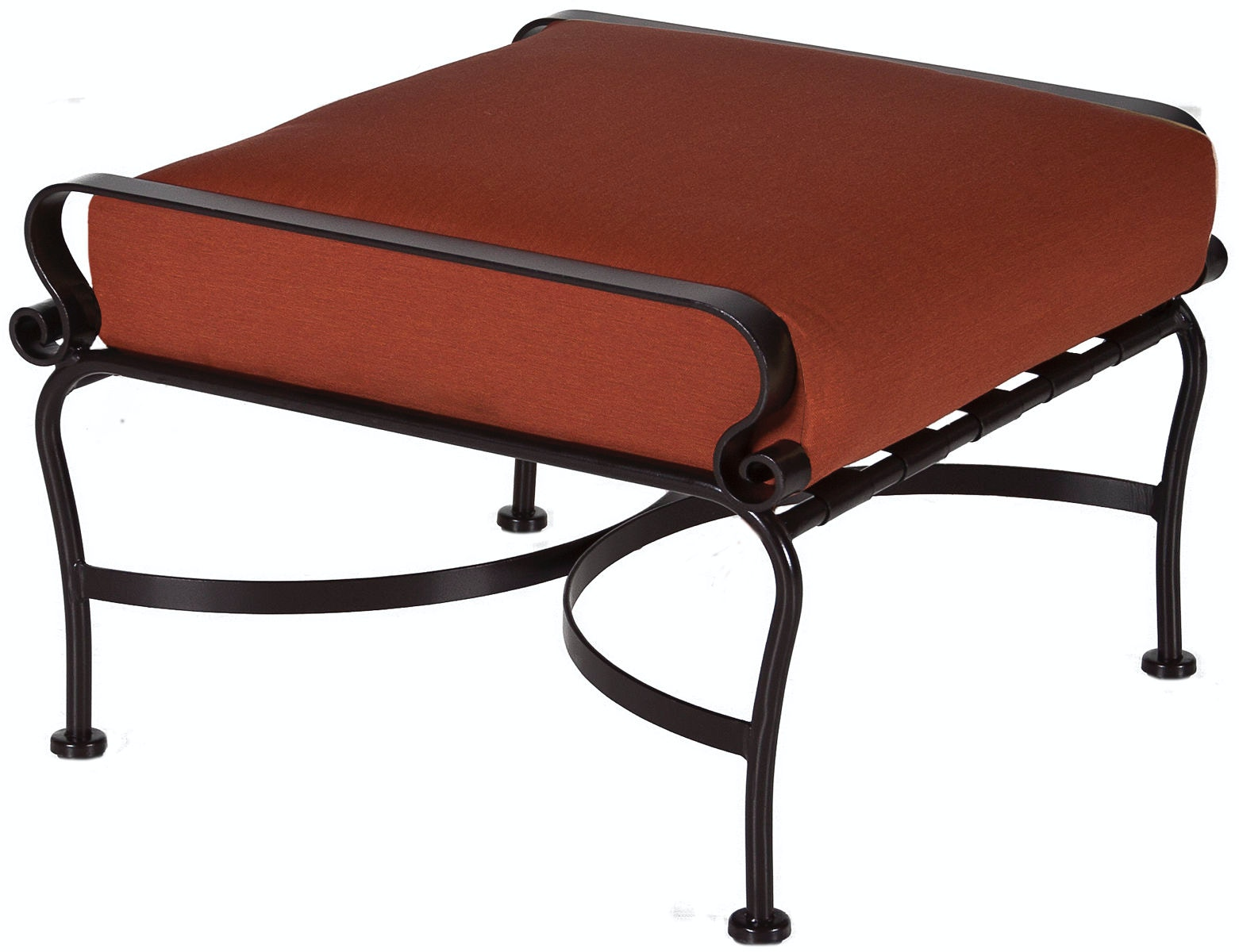 OW Lee OutdoorPatio Ottoman