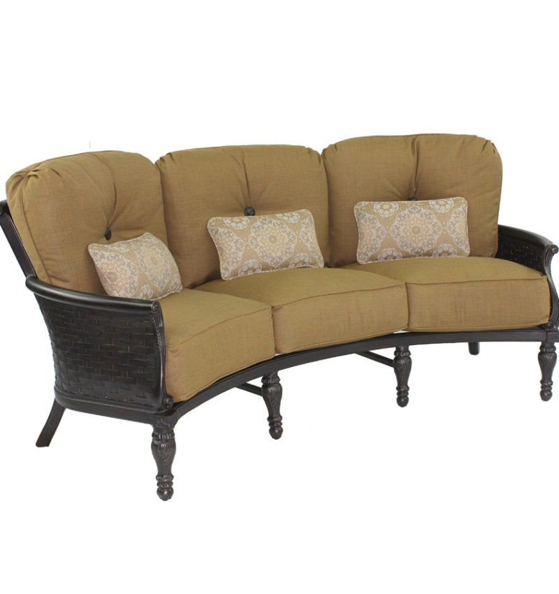 Crescent Sofa By Castelle 6144T