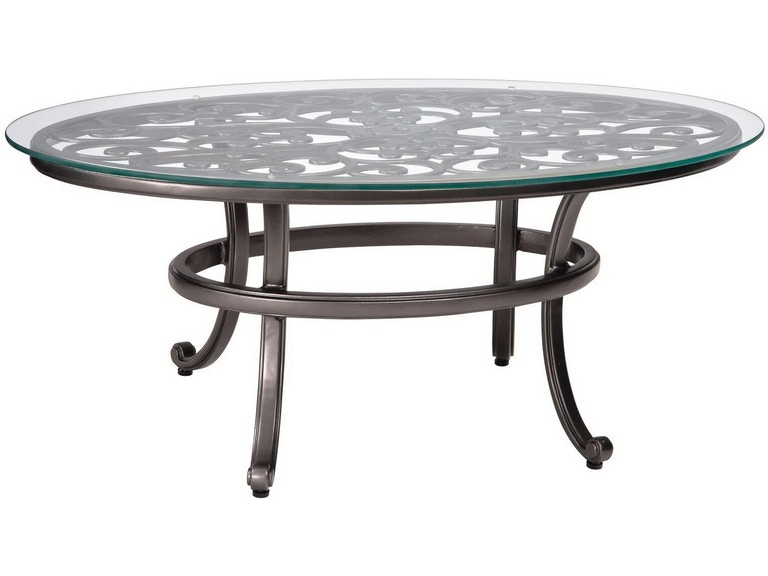 Outdoor Patio Coffee Table By Woodard 3w0443 Patios Usa Usa