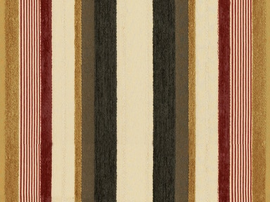 CHENILLE STRIPE SMOKE