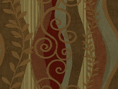CHENILLE PATTERN AUTUMN