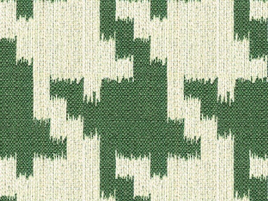 HOUNDSTOOTH EMERALD