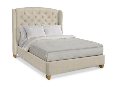 Bassett Full Arched Bed 1990-K49F