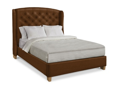 Bassett Full Arched Bed 1990-K49L