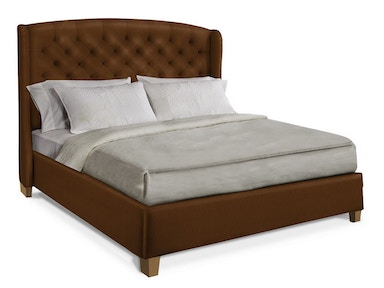 Bassett King Arched Bed 1990-K69L