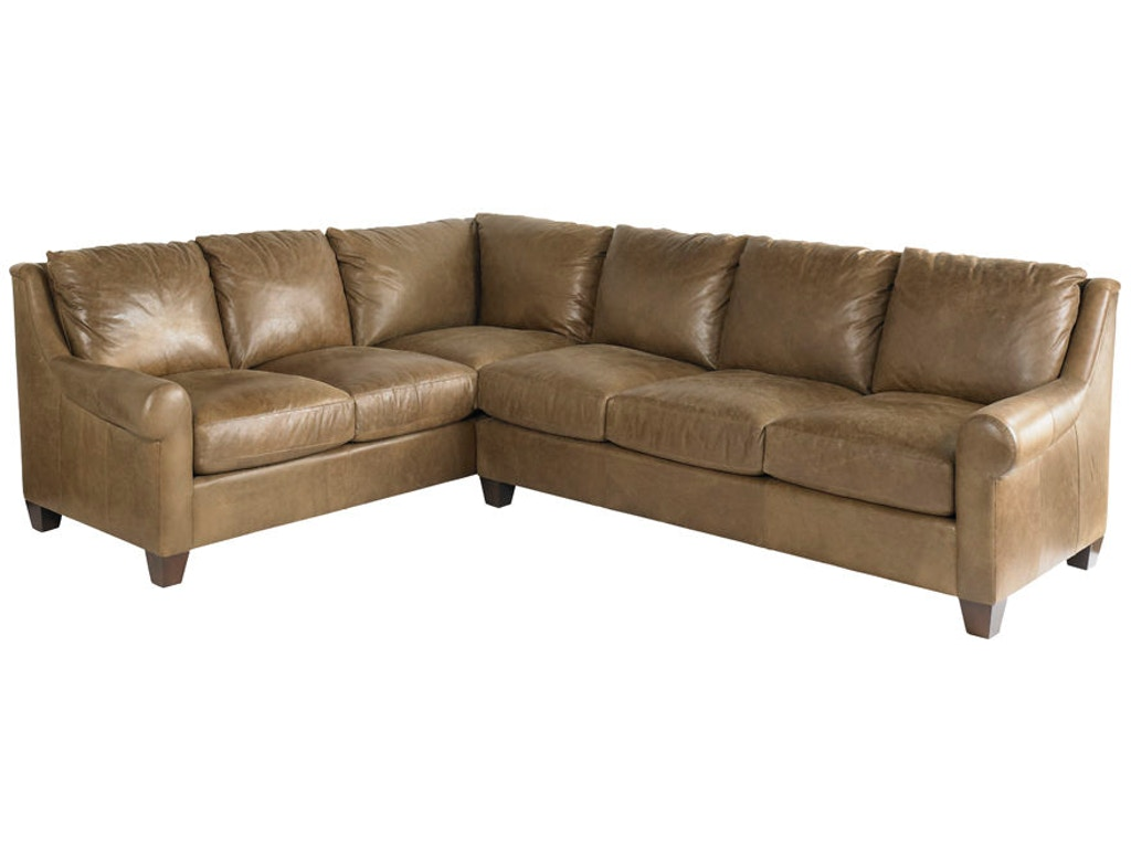 Bassett Living Room Large L Shaped Sectional 3101 Lsectll Tuskers Furniture Miramar Beach Fl