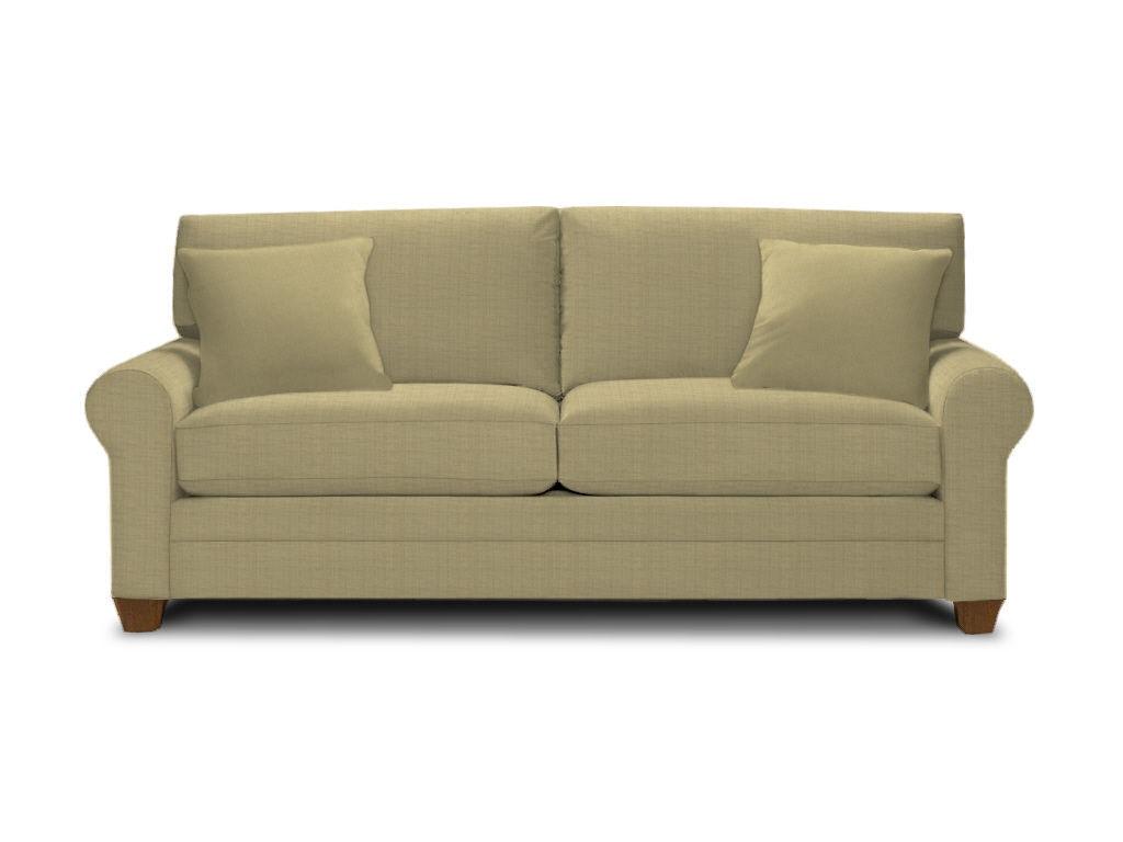 bassett living room sofa 3851 62 good 39 s furniture kewanee il. Black Bedroom Furniture Sets. Home Design Ideas