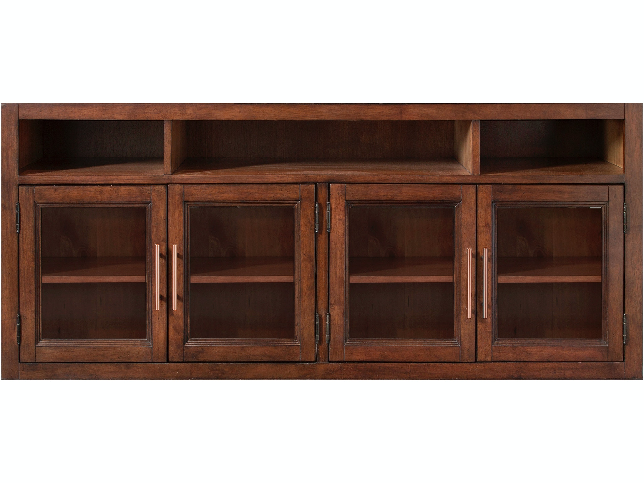 Credenza Peru : Liberty furniture home office jr executive credenza hoj jec