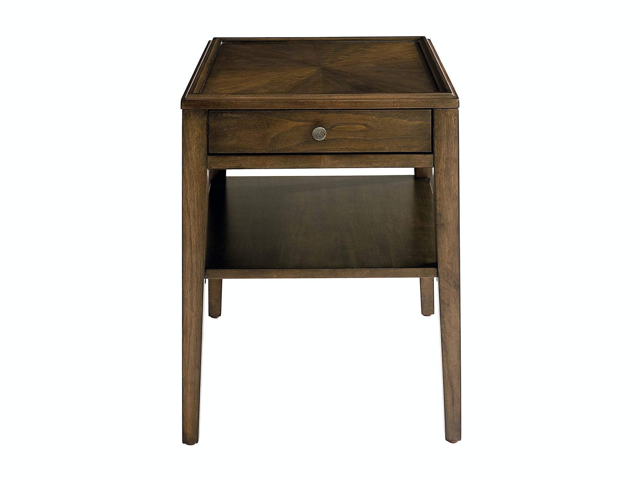 Bassett Living Room End Table 65590665 Hickory Furniture Mart