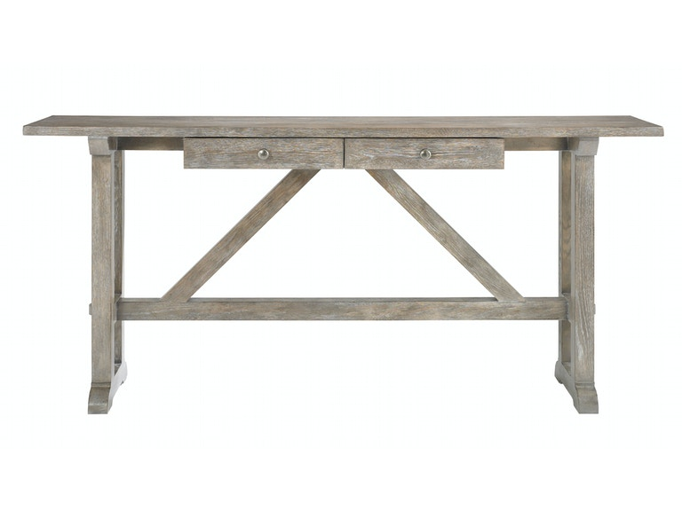Bassett Compass Console Table 512009