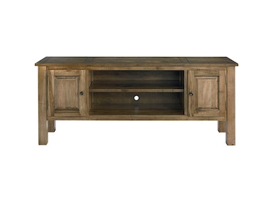 "Bassett Homestead 74"" Credenza Medium 9015-1874"