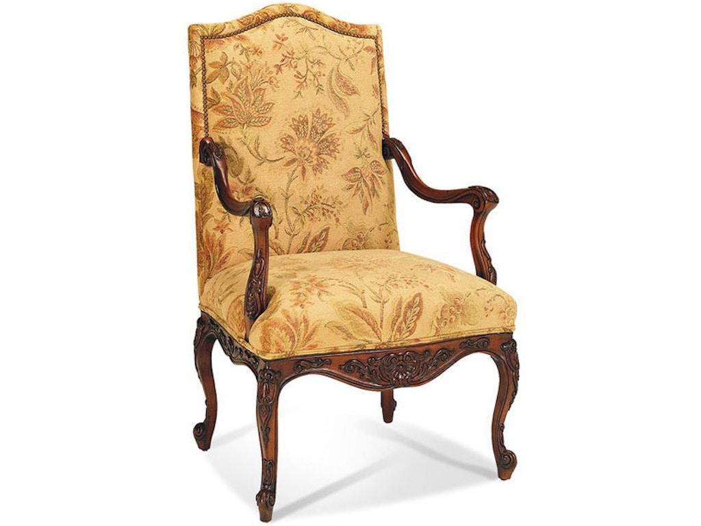 Sherrill dining room arm chair 1117 sherrill furniture for Arm chair dining room