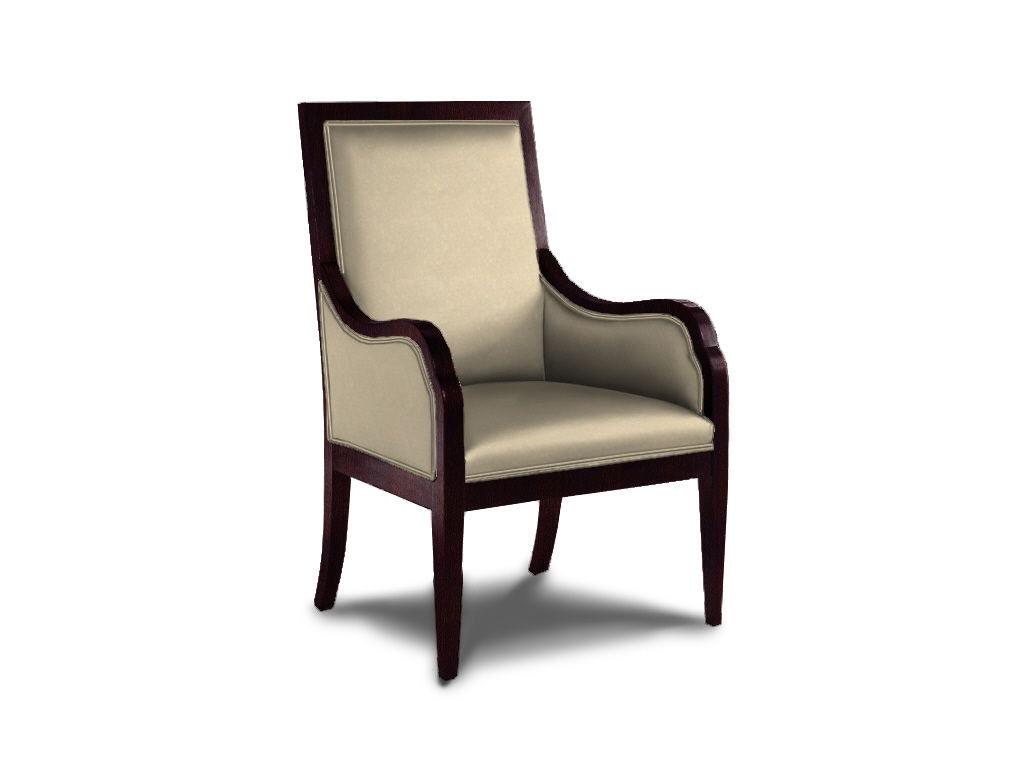Sherrill Furniture Living Room Arm Chair 1130 Louis Shanks Austin San An