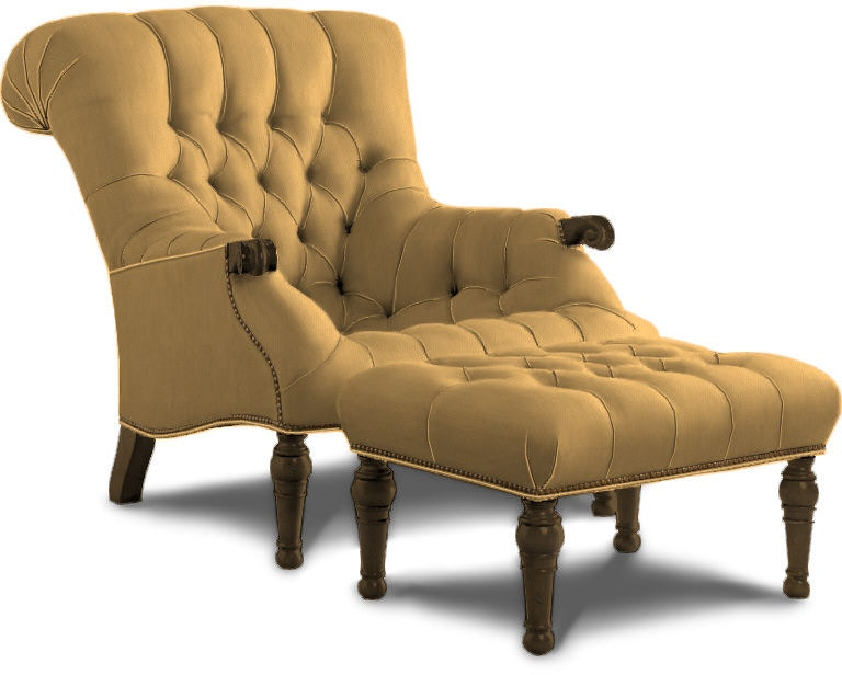 Sherrill Living Room Arm Chair 1446 Sherrill Furniture Hickory NC