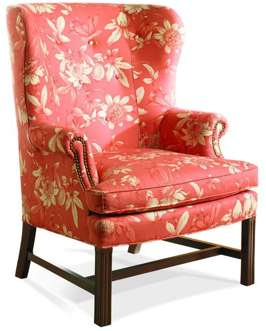 Living Room Furniture Hickory Nc sherrill living room arm chair 1510-1 - sherrill furniture