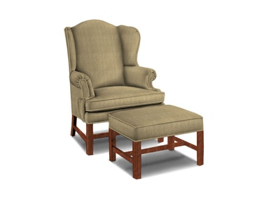 Sherrill Wing Chair 1517-1