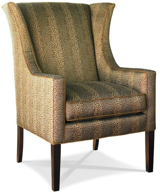 Living Room Furniture Hickory Nc sherrill living room arm chair 1551-1 - sherrill furniture