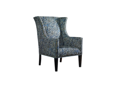 Sherrill Wing Chair 1556-1