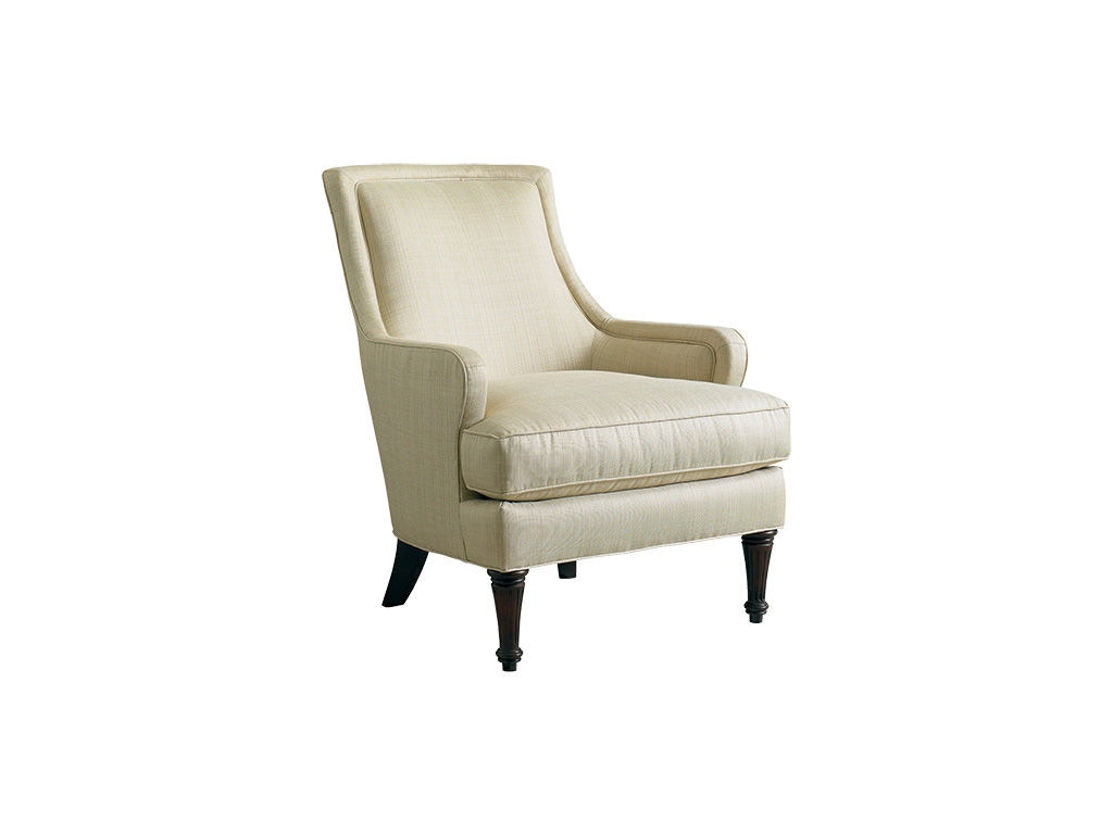 sherrill living room lounge chair 1584-1 - sherrill furniture